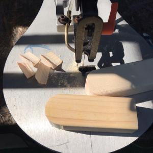 木型づくり