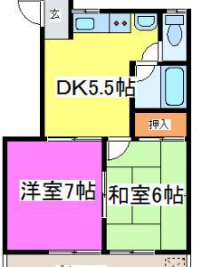 大津町 2台目駐車場無料の賃貸アパート あゆみ不動産