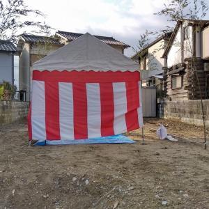 堺市 南区美木多上 にて地鎮祭!