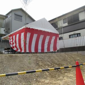 堺市 西区北条町 にて地鎮祭!