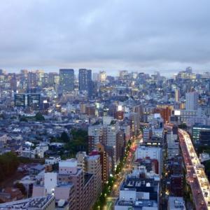 東京夕景録