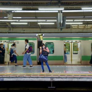 池袋駅から新宿