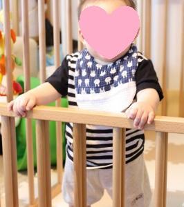 息子7か月のキロクと育児ノート。