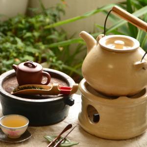 初めての中国茶教室