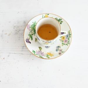 秋にのみたいお茶
