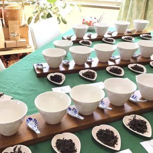 台湾茶・岩茶 コラボ会