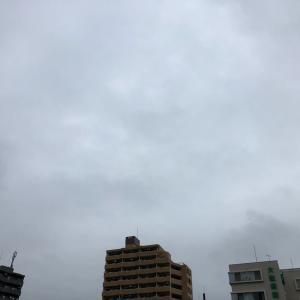 ゲリラ豪雨と雷