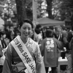武蔵の国の酒祭り