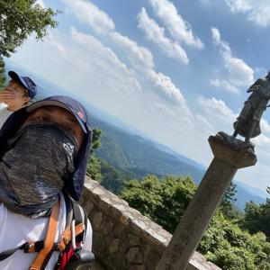 真夏の高尾山