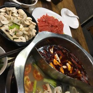 朋友Friends Restaurant で火鍋の季節
