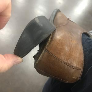 革靴の修理express