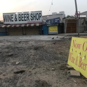 近所の酒屋が再開♫