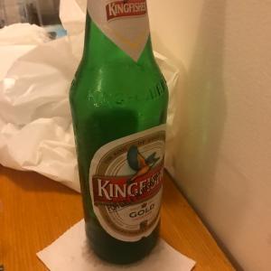 ビール値上げ?中華料理にはビールやね