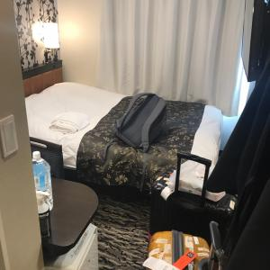 【日本入国後ホテル隔離中】アパホテル横浜ベイタワー