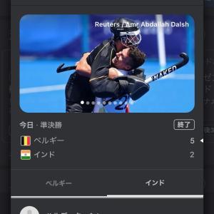 フィールドホッケーはインドの国技?!
