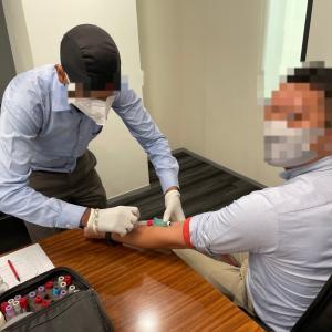 インド職域抗体検査やってみた