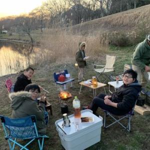 キャンプ (・∀・) 志高湖 2