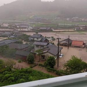 豪雨被害 (/・ω・)/ 復旧作業 2