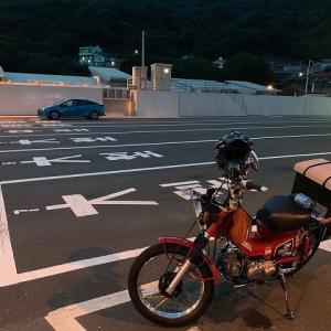 ガソリンポタポタ (*´Д`) 試走=3=3