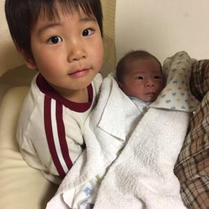 葉琉斗と甥