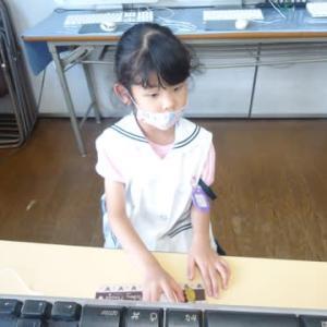 火曜日コース◆幼稚園カレンダー作り