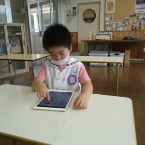 火曜日コース幼稚園◆情報リテラシーとインスタアップ