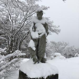 ☃️「寒いぜ…」