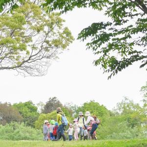 森のようちえん見学 稲美町のころあい自然楽校