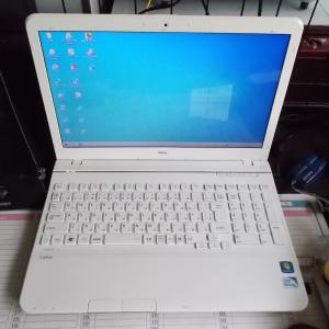 廃棄予定の1台のパソコンを復活