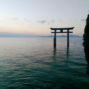 今朝もはるばる福井県敦賀(つるが)港