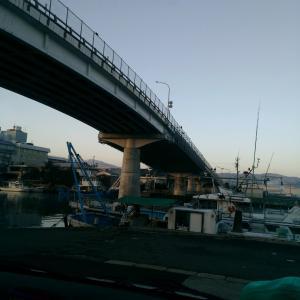 ようやく今年最初の敦賀港!
