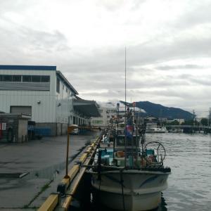 緊急で明日、福井県敦賀(つるが)港へ