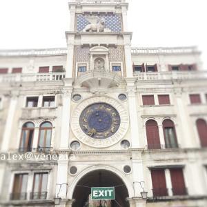世界一美しい出口⁈ @ヴェネツィア