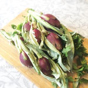 忙しくても旬と郷土野菜は大切に... @ヴェネツィア