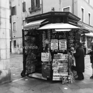有難くない第2次大戦の置き土産 @ヴェネツィア