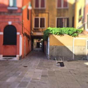 ヴェネツィアで見付ける不可解なもの...