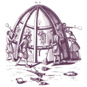 貴重なガラス製作再現動画?!  1800年代のバーナー・ワーク