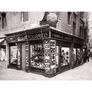 ヴェネツィアの昔の写真(r[◎]<) と MaxMaraのイヴェント非販売品 @ヴェネツィア