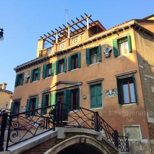 【ヴェネツィア探検】「安土桃山」を感じずにはいられない場所