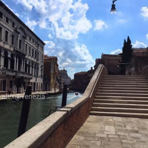 暑過ぎっ!! 夜中の2時の気温じゃないっ((;゚Д゚))) @ヴェネツィアの冷房事情
