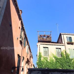 日射病... @ヴェネツィア弁の語源と昔の習慣_φ(・_・