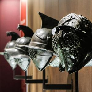 興味を唆った☆グラディエーター展 @ナポリ考古学博物館