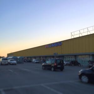 レンタカー,レクサスでお買い物☆食べるのが楽しみのような怖いような商品 @ヴェネツィア