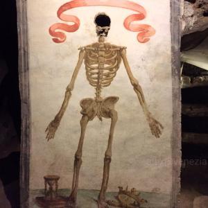 死後,魂が残るのはどこ?! サン・ガウディオーゾ地下墓所(カタコンベ) @ナポリ