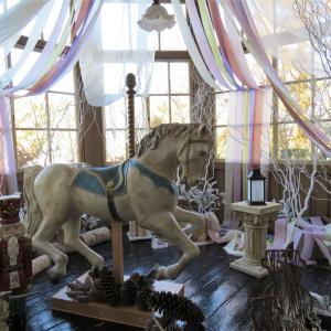 横浜山手西洋館のクリスマス2019(3)アメリカ