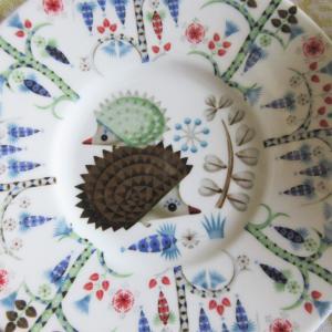 イッタラのハリネズミの食器