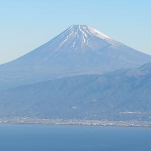 達磨山展望台を通って修善寺へ