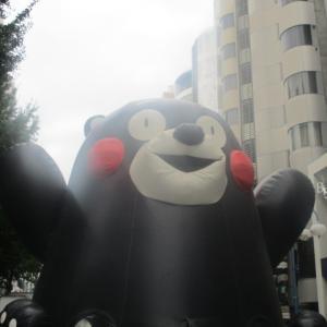 [観戦記] 熊本銀杏祭①