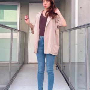 ZARAデニム&セットアップのジャケット by WEAR