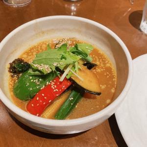 辛さも選べる 身体に嬉しい野菜たっぷり Shanti スープカレー